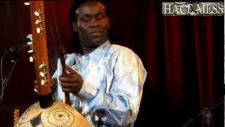 Le géni de la kora  - Zal Sissokho ( Mama-chérie)