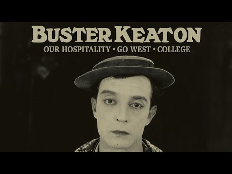 BUSTER KEATON 3 FILMS (Volume 3) Standard Edition Clips