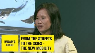 From the Streets to the Skies - The New Mobility | moderated by Cindy Chin
