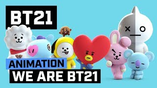 [BT21] WE ARE BT21