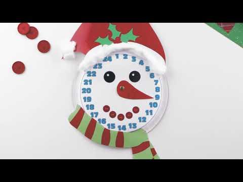 Horloge de l'avent