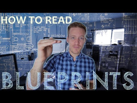 How to read Commercial Construction Plans!! *for beginners ...