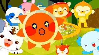 Детские песенки - Паучок - потешки для детей (Baeko)