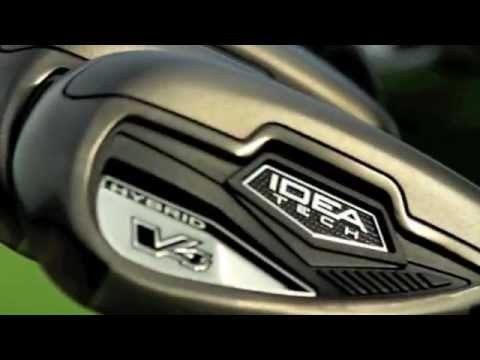 Golf Galaxy – ADAMS GOLF Tech V4 Hybrid Irons