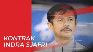 Ditanya soal Kontrak Indra Sjafri yang Segera Habis, PSSI: Sabar Istirahat Dulu