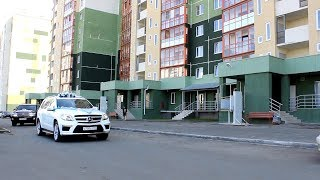 Самый лучший свадебный кортеж в Челябинске (www.auto454.ru)