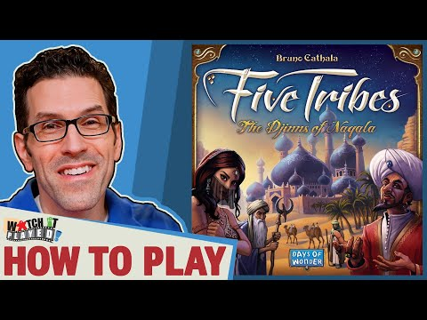 Five Trbies - How To Play, by Watch It Play