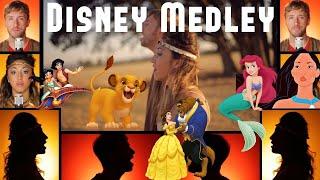 Epic Disney Medley - Peter Hollens & Alex G