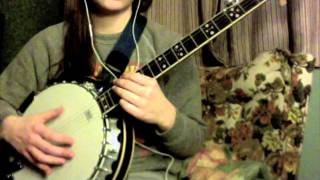 The Cave (Banjo Cover)- Mumford & Sons