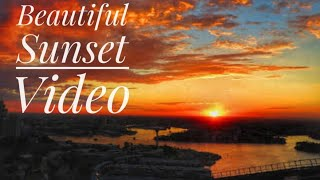 preview picture of video 'Beautiful Sunset Views in Borduwa , Nagaon ; Assam ||- Exploring North East India Assam - ||'