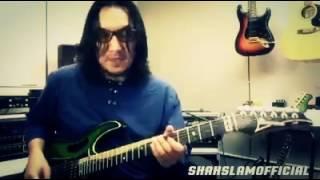 Tutorial Lagu 'Awas' by Shah Slam