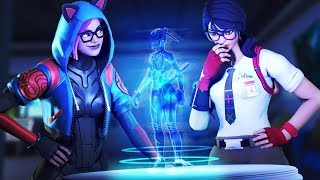 Lynx has a... SISTER?! | A Fortnite Film