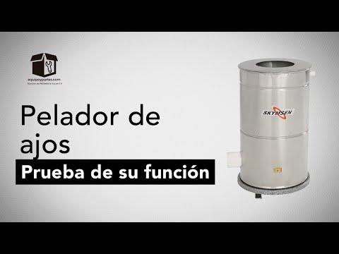 PELADORA DE AJOS DAL 06 EQUIPO Y PARTES EL SALVADOR