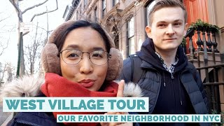 New York City Tour - 10 Favorite Places in West Village