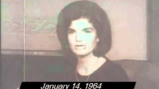 Jacqueline Kennedy - The Widow of JFK public Thank You For Cards , Letters , 1-14-64