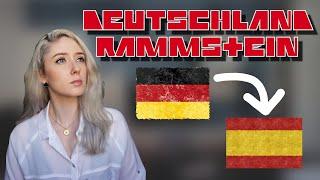 DEUTSCHLAND De RAMMSTEIN Traducida A Español | AndyGM