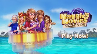 Maggie's Movies - Second Shot video