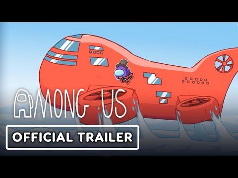 《Among Us》新地圖<飛行船>最新介紹影片