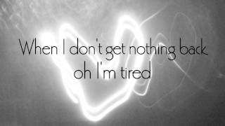 Adele - Tired lyrics