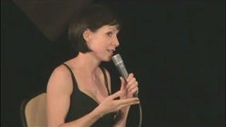 Speaking at Disneyana Fan Club Convention (2011)