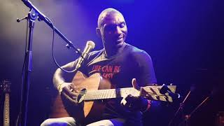 Cedric Burnside live in Paradiso, Amsterdam, 06/06/2019