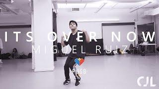 112 - It's Over Now   Miguel Ruiz Choreography