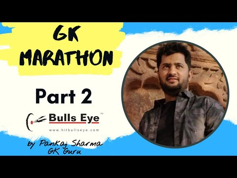 GK Marathon Part 2 | Most Important 100 Topics | Current Affairs | Nobel Prizes, Chandrayan, Corona