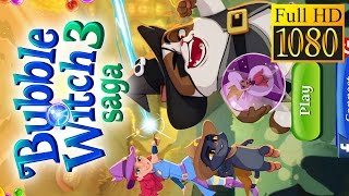 Bubble Witch 3 Saga Game Review 1080P Official King Puzzle 2017