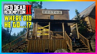 What REALLY Happened To The Strawberry Doctor In Red Dead Redemption 2? (RDR2 Mystery Solved)