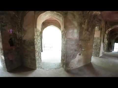 Delhi Heritage :  Kushak Mahal, Hunting Lodge built by Feroze Shah Tughlaq | News Station