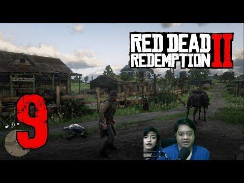 Jadi Rentenir AUTO KARMA!! Wkwkwk (9) Red Dead Redemption 2