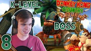 Die K Level Werden Ja Immer Einfacher | Donkey Kong Country Returns #8