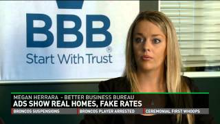 BBB, landlord warns against online rental scams  9news com