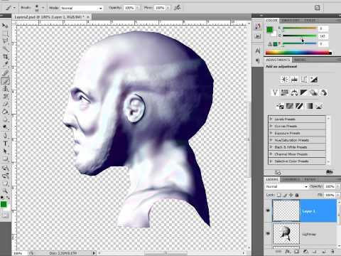 Texture Painting software 3D coat to photoshop problem