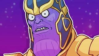 YO MAMA SO SHORT! Thanos Snap - Avengers: Infinity War