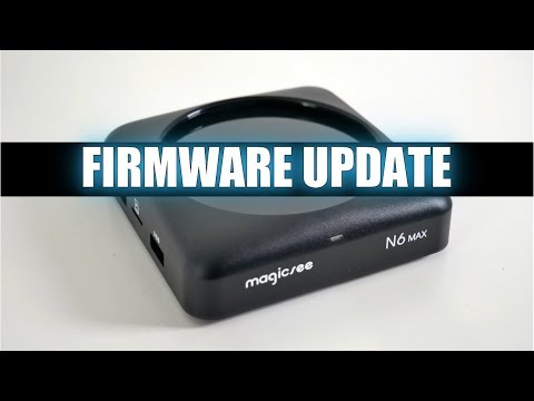 Sunvell T9 Firmware Update