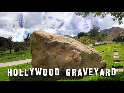 famous grave tour oakwood ginger rogers fred astaire etc