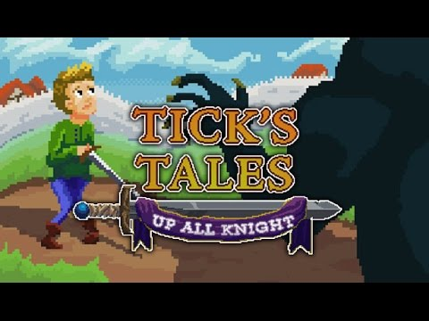 Tick's Tales: Up All Knight Announcement Trailer thumbnail