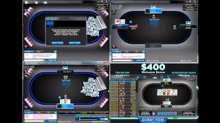 How To Win Nitro SNGs At 888 Poker (Part 2) | Poker Strategy