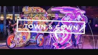 Teaser Town and Gown UTHM 2019