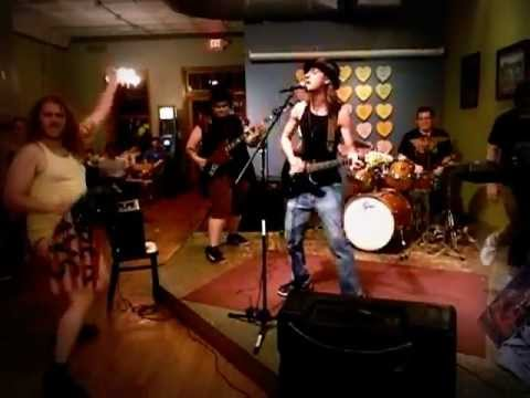 "Taylor Bays and the Laser Rays - ""Real American"" LIVE @ the Green Bean 06/16/12"