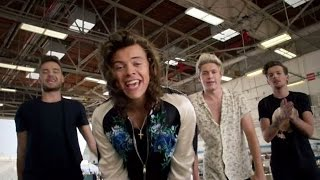 5 MUST-SEE Moments in One Direction's 'Drag Me Down' Music Video