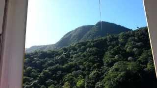 preview picture of video 'Teleférico Puerto Plata Cable Car Subiendo'