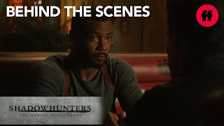 Shadowhunters | Behind the Scenes Season 2: Tour of The Jade Wolf | Freeform