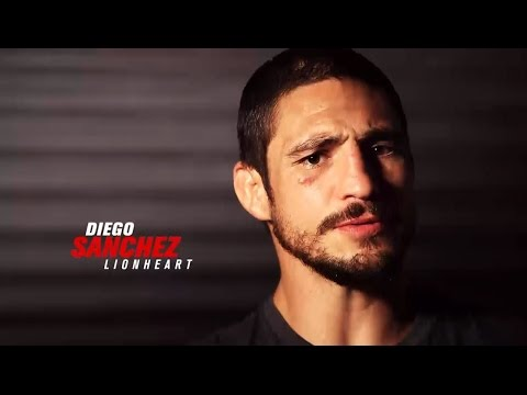 Fight Night Nashville: Diego Sanchez – Lionheart