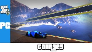 LA PLUS HAUTE COURSE DU MONDE ! (GTA 5 PC Races Funny Moments)
