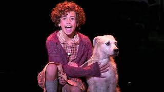 """""""Tomorrow"""" from Annie at The 5th Avenue Theatre"""