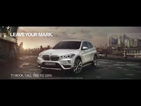 All-new BMW X1- It's back. Bigger, Stronger and Meaner.