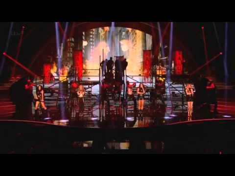 Salute – Little Mix ft. Diversity (Live in HD)