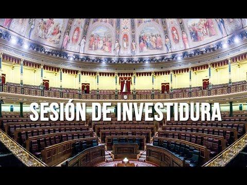 EN DIRECTO: Retransmisión de la votación que hará presidente a Rajoy